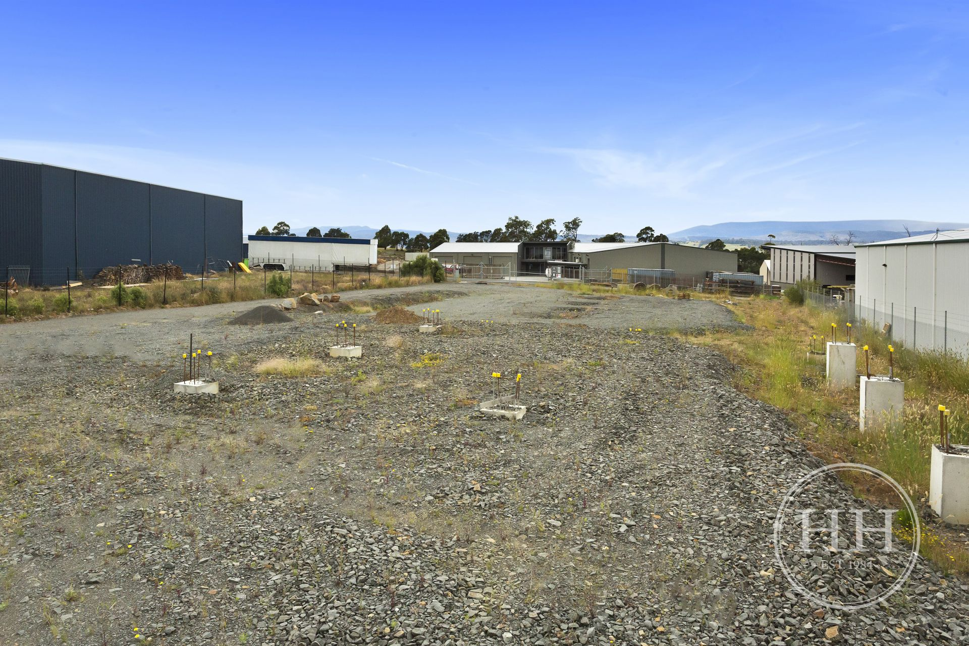 Connector Park - Vacant Industrial Site