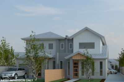 Brand New Modern Living In The Heart Of Altona!