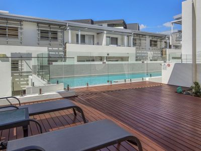 2 Bedroom Unit with Pool in the complex!