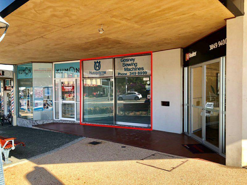 Highly Exposed 60sqm Retail In Mount Gravatt
