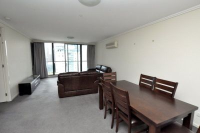 The Sentinel: 16th Floor - Furnished Apartment with Two Car Spaces!