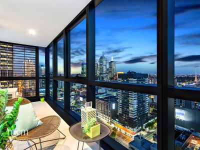 Melbourne Sky: Promising Dazzling CBD Living with Views