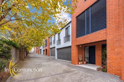 gorgeous 3 bedroom townhouse in the heart of galston village.
