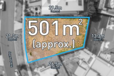 Vacant Land With Approved Permit To Build A 44 Squares Double Storey Home