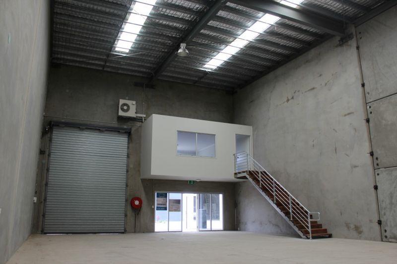 Modern Warehouse Unit