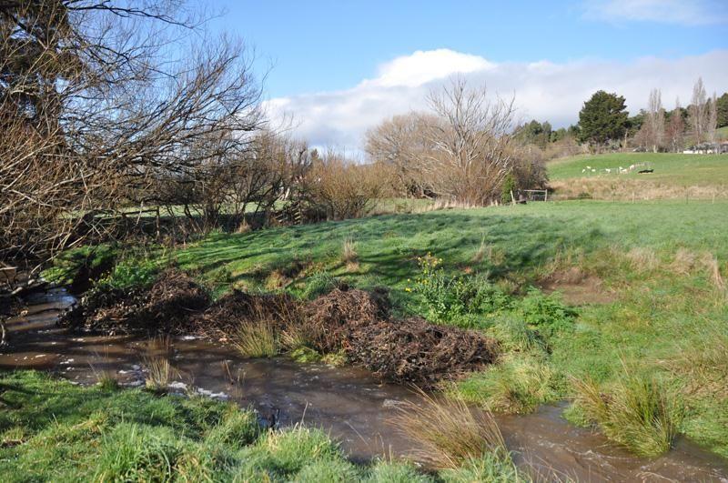Creek On Boundary