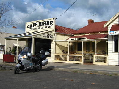 Heritage shop in the hear of Birregurra