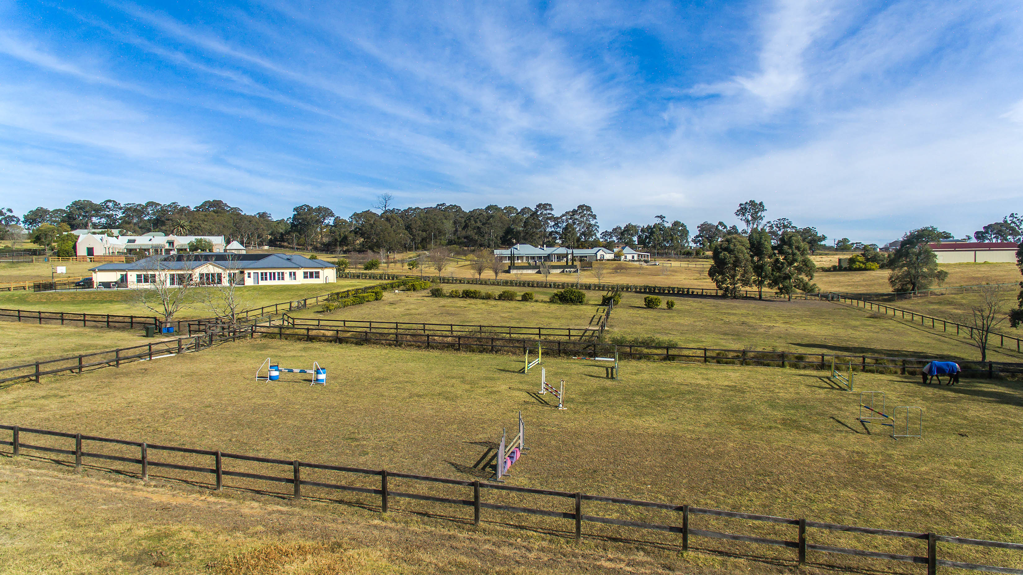 Acreage living at its very best!