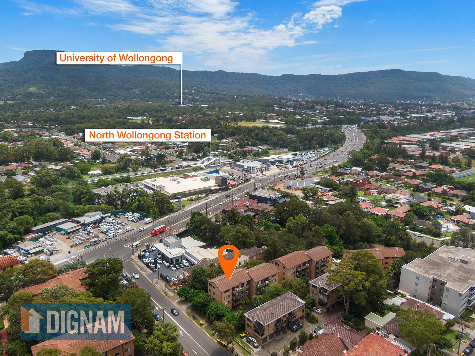 4/60 Bourke Street, North Wollongong NSW