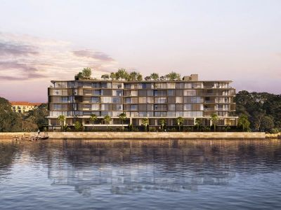 Presentation By Private Appointment - LUXURY 3 BEDROOM WATERFRONT APARTMENTS