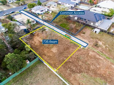 Build your dream home on 735.6m2