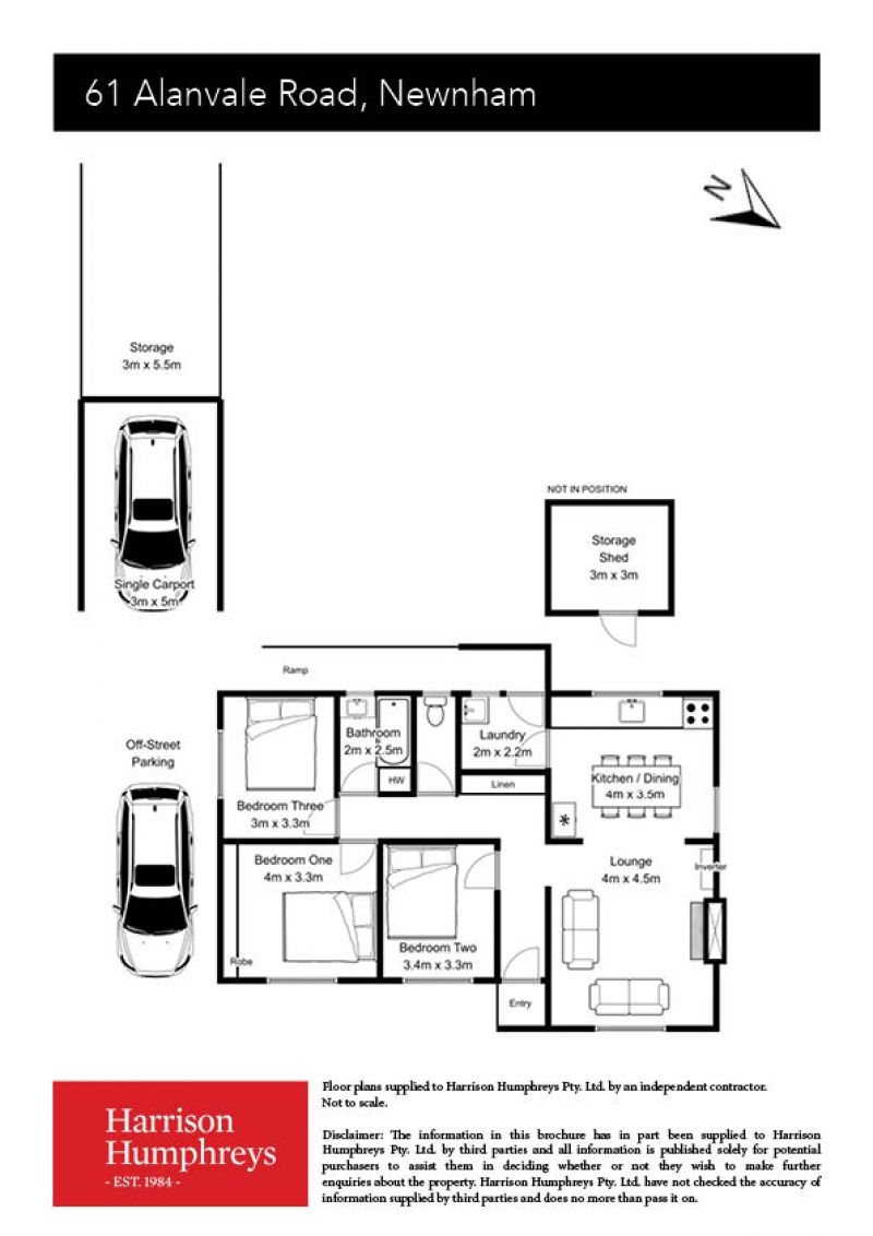 61 Alanvale Road Floorplan