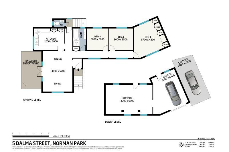 5 Dalma Street Norman Park 4170
