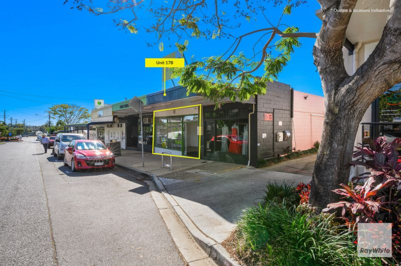 Retail/Office Opportunity with Full Street Frontage