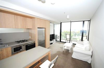 Charming One Bedroom Apartment in a Brand New Luxurious Building!