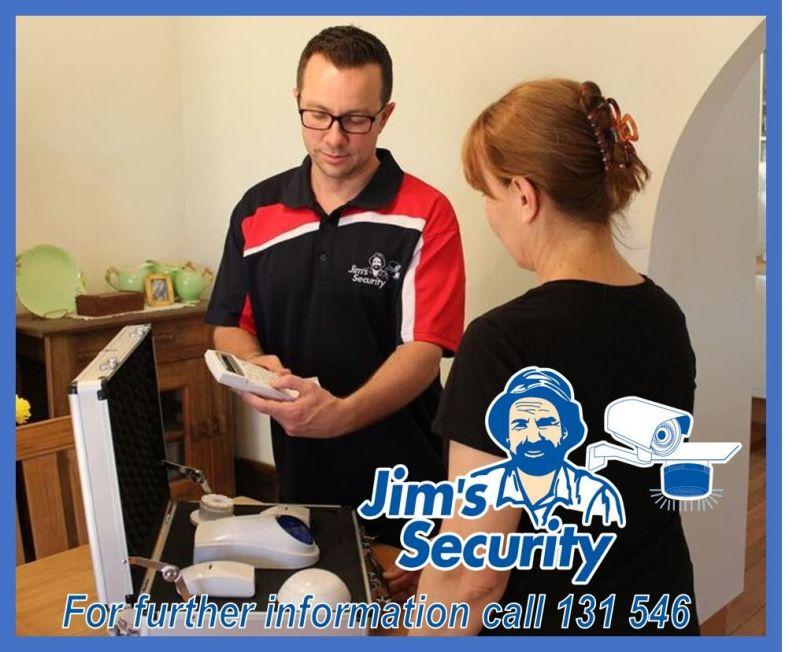 Jim's Security Toowoomba QLD