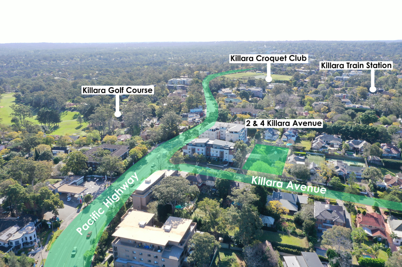 RARE R3 MEDIUM DENSITY KILLARA SITE