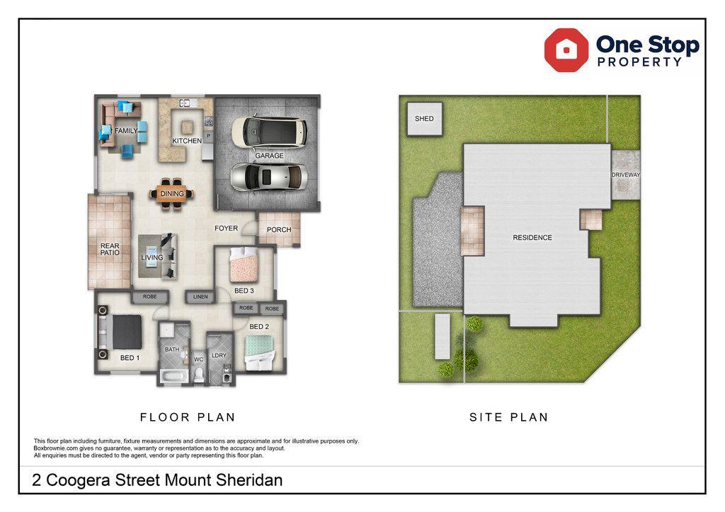 2 Coogera Street, Mount Sheridan QLD 4868