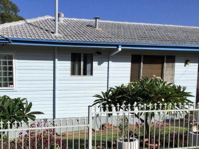 Renovated half house