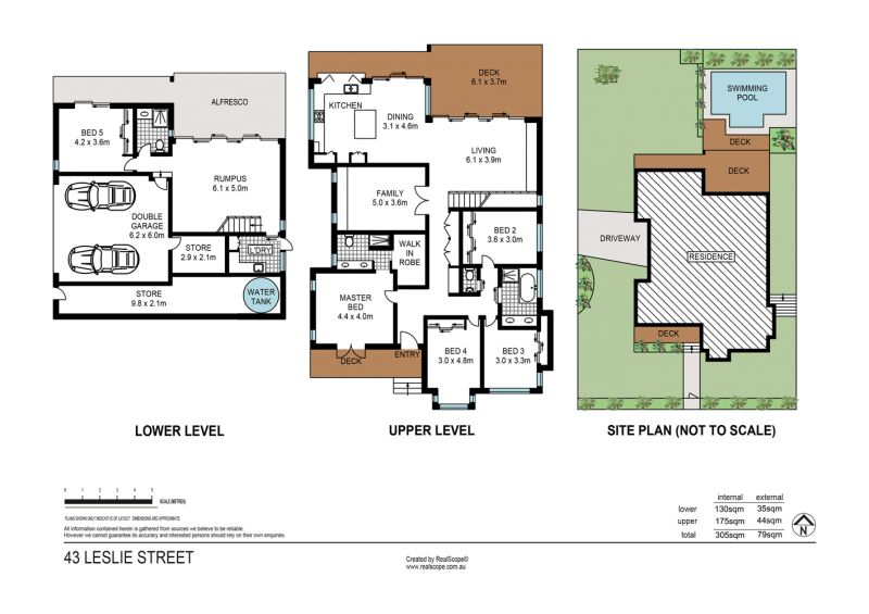 43 Leslie Street Bardon 4065