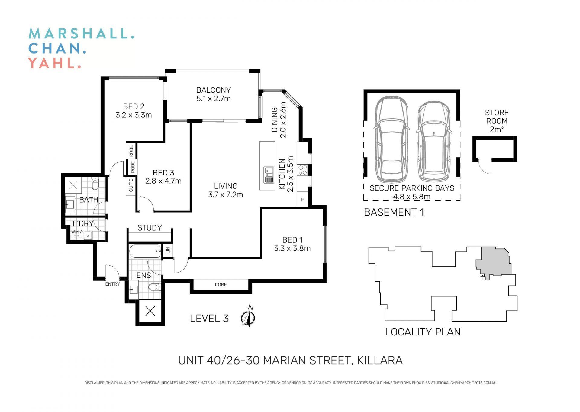 40/26-30 Marian Street Killara 2071