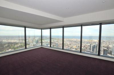 Best Views in Town from 71st Floor in Eureka Tower!