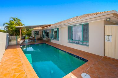 Classy, contemporary, private, single level home