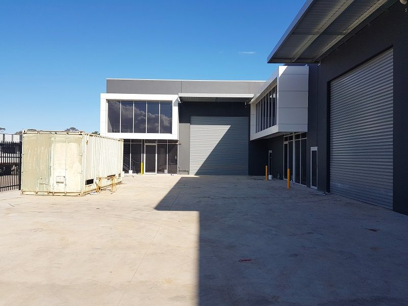 Brand New Industrial Units for Lease ~ Container & Truck Friendly Complex!