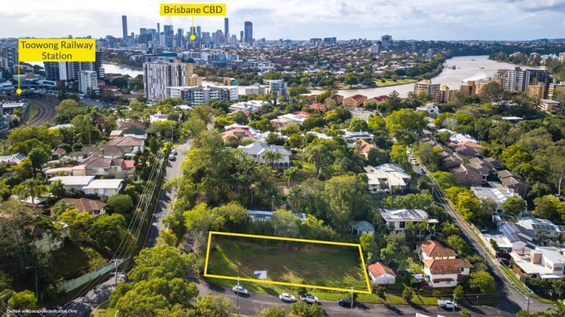 Approved Development Site | 5 Freehold Terrace Homes - Toowong