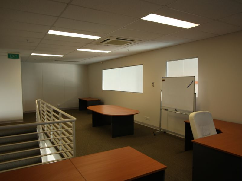 Hi Tech Showroom and Office Unit