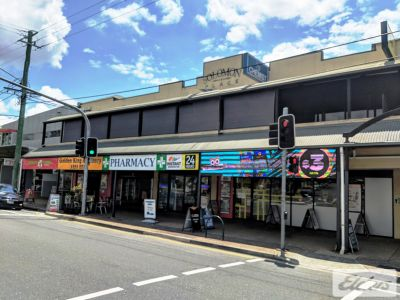 EXCELLENT FIT-OUT, AMPLE PARKING, CENTRAL HUB LOCATION.