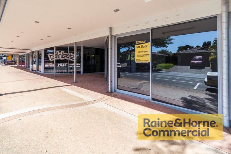 Rarely Available - Office/Retail Shop with Main Road Exposure