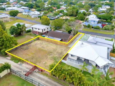 RARE VACANT LAND IN NEWTOWN!