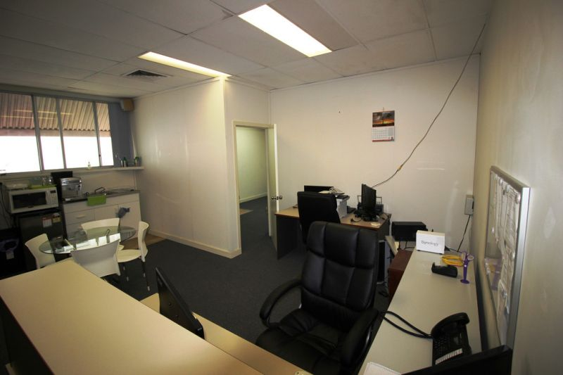 Office Suite Close To Hospitals - Available For Lease