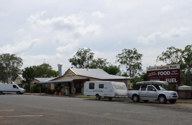 Own the iconic Maidenwell Trading Post - Cafe, Convenience Store, Fuel