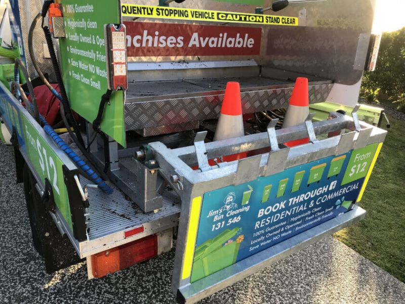JIM'S BIN CLEANING BUSINESS - ESTABLISHED WITH GOOD INCOME AND PROFITS