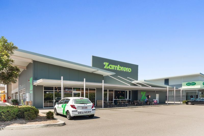 Domain Central Retail Investment - Townsville's Number 1 homemaker & lifestyle centre