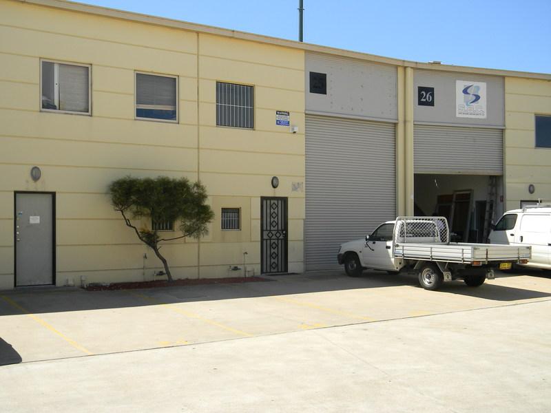 185m² Warehouse/Office