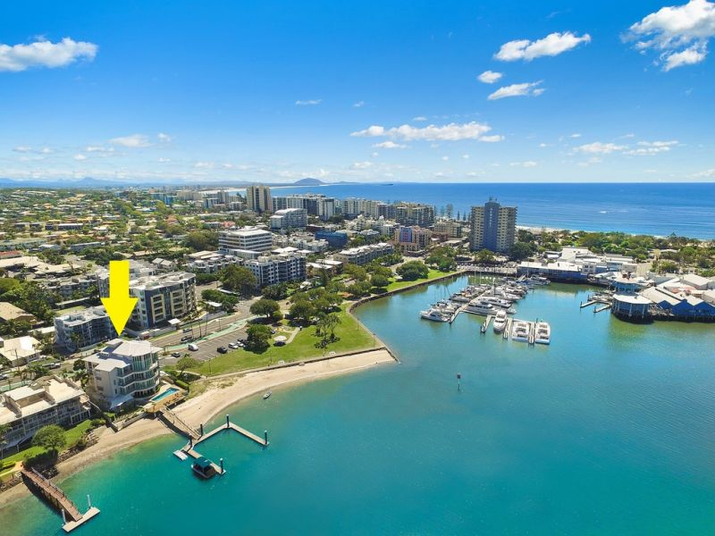 Massive price reduction - Owner says SELL! Exclusive address for sale in heart of Mooloolaba