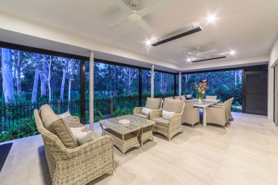 Immaculate North-to-Back Home with Absolute Golf-Course Frontage