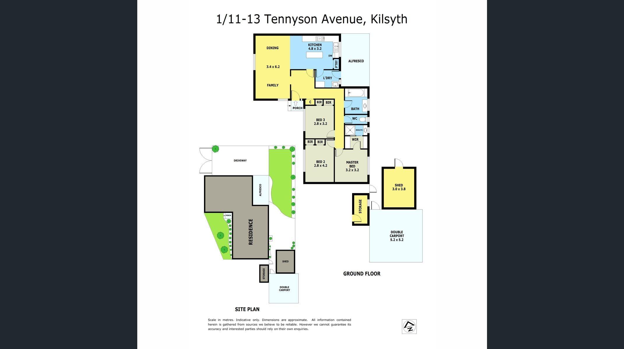 1/11-13 Tennyson Avenue Kilsyth