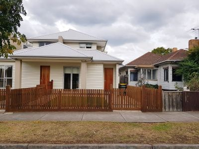 UNDER APPLICATION - ACROSS FROM PARK IN PERFECT LOCATION