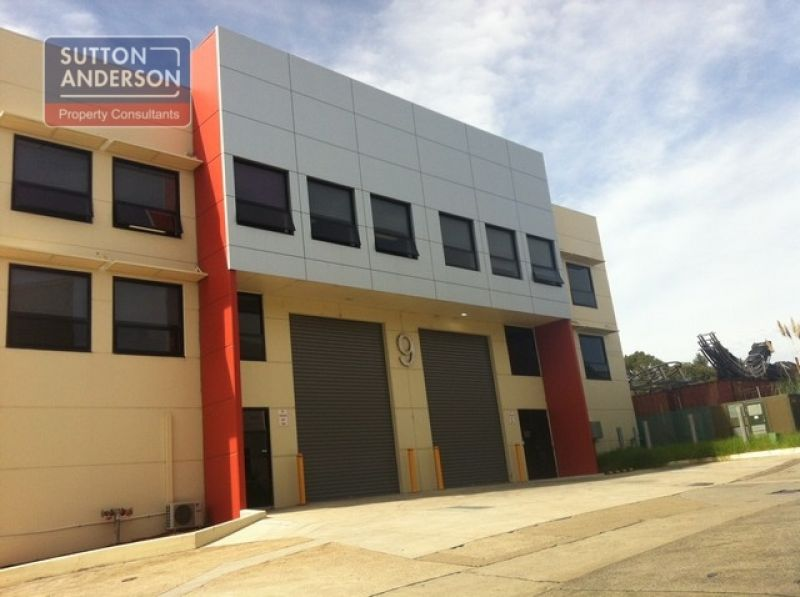 Lane Cove Office Warehouse