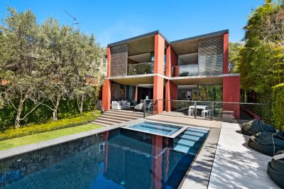 Exquisite Contemporary Luxury on one of Sydney's most tightly-held streets adjoining Parsley Bay Reserve