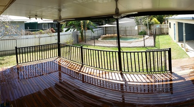 Great Family home + Pool  + Large Colorbond Shed