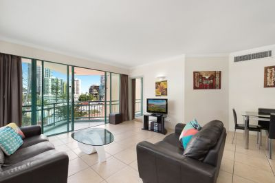 Fully furnished Crown Towers apartment