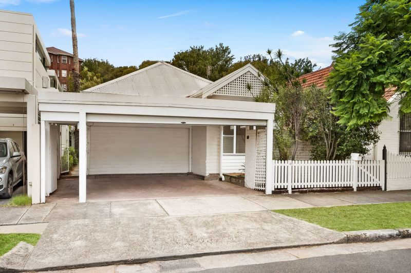 Four Bedroom Family home in the Heart of Double Bay