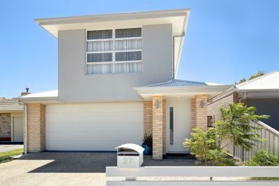 Sophisticated Two Storey Contemporary Elegance