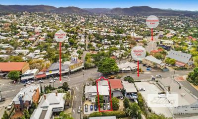 UNBEATABLE FREESTANDING RED HILL ASSET WITH MAJOR STREET PRESENCE!