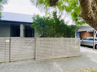 3 bedroom semi on Bowen St Chatswood